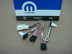 Dodge Ram Truck Pickup 1999-2002 Overhead Console Map Light Wiring And Switch New