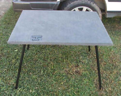 Land Rover Range Rover P38 1995-2002 Spare Tire Cover Picnic Table Kit