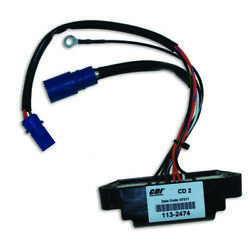 Power Pack For Johnson Evinrude 2 Cyl 25-55 Hp 83-84 Cdi 113-2474 582474