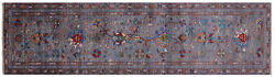 Runner Traditional Hand-knotted Wool Rug 2and039 7 X 9and039 10 - Q8256