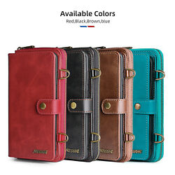 For Motorola Moto G Stylus/ Power/ Play 2021 Wallet Leather Card Slot Case Cover