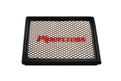 Pipercross Pp1195 Dry High Flow Drop In Panel Air Filter Fits Nissan Sunny