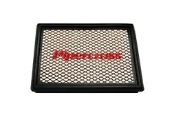 Pipercross Pp1195 Dry High Flow Drop In Panel Air Filter Fits Nissan Almera N15