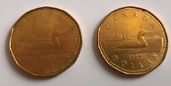 Lot Of 32 - Canadian Vintage Coins