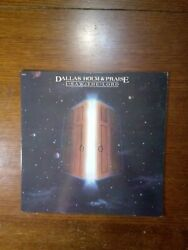 Dallas Holm And Praise I Saw The Lord Gospel Lp