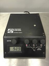 Photon Control Md-3 Controller Cambridge England X Y Z Meter Selection Used Nice