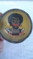 Vintage 1930's Dexterity Game-d.r.g.m No.116769 Extremely Rare Black Americana