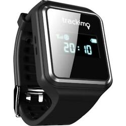 Trackimo Gps Tracker Watch 3g Gps Watch Tracker For Kids And Adults New Black