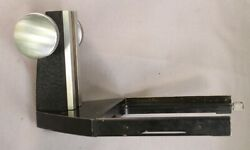 Ao Spencer Microscope Heavy Stage W/ Rack And Pinion For Stereo 3d Microscope