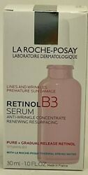 La Roche Posay Retinol Serum B3 Anti Wrinkle Concentrate 1 oz