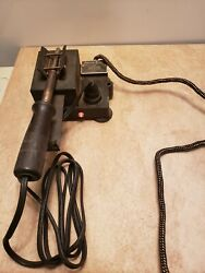 American Beauty Vtg. Soldering Iron Temperature Regulating Stand Works 476 S1
