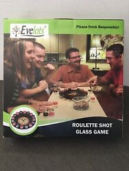 Shot Glass Roulette Game-casino Style-16 Shot Glasses - Get The Party Started