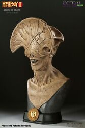 Angel Of Death 1/1 Bust Sideshow Hellboy. Ultra Rare Limitation 150pcs Only