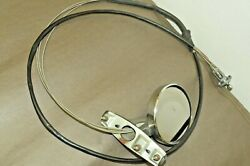 Used Side Mirror Original Or Aftermarket Unknown Domestic Chrome Glass Usa Old