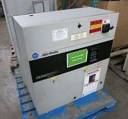 Allen Bradley 1336f-brf100-ax-en-l6 10 Hp 1336 Plus Ii Enclosed Ac Vs Drive 480v