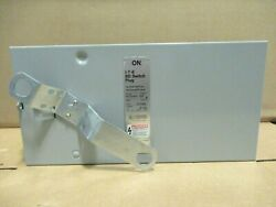 Ite Siemens Bos16454, 200 Amp, 600 Volt, 3p4w, Bd Switch Bus Plug -reconditioned