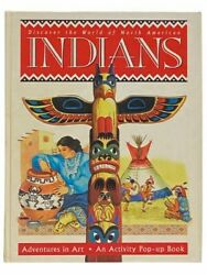 Discover The World Of North American Indians Adventures In Art An Activity P..