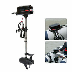 48v 8hp Electric Outboard Motor Boat Engine 2200w Brushless Motor Complete Usa