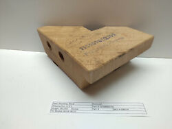 Wood Moulding Block,w114,w115,collector/decor/wall Art/mancave,mb 115589002701