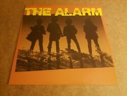 LP RECORD THE ALARM 1983 I.R S. SP70504