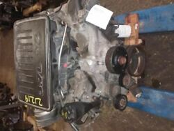 Motor Engine 3.7l Vin K 8th Digit With Egr Fits 07 Grand Cherokee 110303