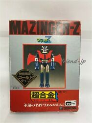 Bandai Popy Mazinger Z Chogokin Ga-01 Special Limited Edition Gold Color Type