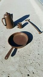 Vintage Johnny West Best Of The West Accessories Lot Western