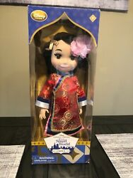 Disney Animator's Collection It's A Small World China Doll