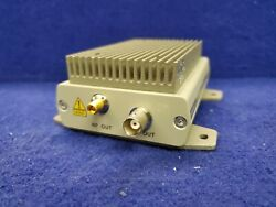 Agilent 83017a Microwave System Power Amplifier, 0.5 To 26.5 Ghz
