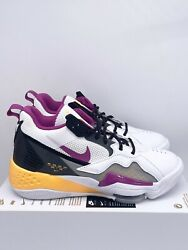 New Nike Jordan Zoom Andlsquo92 Cactus Flower Basketball Shoes Ck9184-105 Womens Size 9