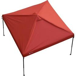 10 X 10 Replacement Canopy Tent Cover Camping Gear Ozark Trail Water Resistant
