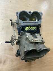 Used Oem Evinrude Johnson Omc Brp Carb Assy Pn 0433807