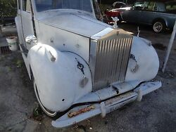 Rolls Royce 1947 Silve Wright Good Used Right Fender
