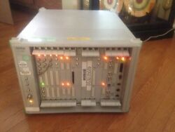 Anritsu Md8480b W-cdma Signaling Tester Loaded With Cards Modules 1
