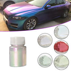 Chameleon Color Changing Pearl Powder For Auto Car Vehicle Paint Pigment 10g