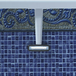 Innovalite Led Solar Powered Wall Mounted Light For Above Ground Swimming Pool