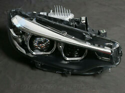 7478152 New And Original Bmw M3 F80 Lci Facelift Led Headlight Right Complete