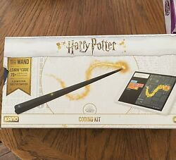 Kano Harry Potter Coding Kit – Build A Wand. Learn To Code. Make Magic. By Kano