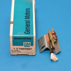 Nos Gm Automatic A/c Compressor Clutch Control Switch 1969-1970 Olds Delta 88 98