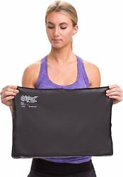 Chattanooga Colpac Reusable Gel Ice Pack Cold Therapy 12.5x18.5 - Black