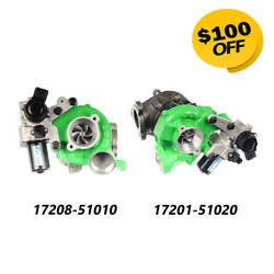 Cct Stage Two Turbo To Suit Toyota Landcruiser 200 Series Twin Turbo
