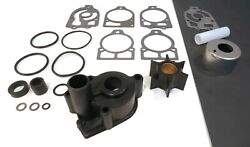 Water Pump Kit For Mercury 110 Hp Jet 2.5l 1b690542 And Up Outboard Boat Impeller