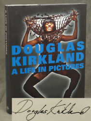 Buz Luhrmann / Douglas Kirkland My Life In Pictures Signed 1st Edition 2013