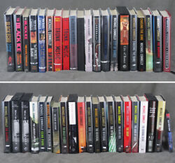 Group Of 40 Titles By Michael Connelly All But One Signed Or Inscribed 1st 2015