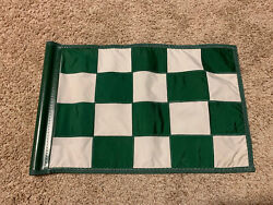 Rare Cypress Point Golf Club Course Used Flag