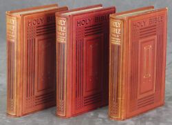 N/a / Holy Bible Containing The Old And New Testament And The Apocrypha--volume One