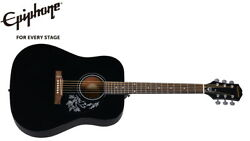 Epiphone Guitars Acoustic Guitar Starling Acoustic Player Pack Ebony
