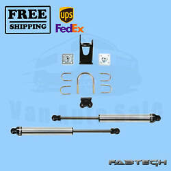 Dual Dirt Logic Ss Steering Stabilizer Fabtech For Ford F350 4wd 2005-17