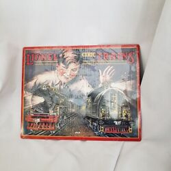 Lionel Electric Trains Tin Sign Repop 1998 Made For Hallmarks Cards. Inc