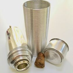 4-pc. Xl 13 Pristine Vintage Thermos 2480 Hot/cold Insulator+canister+cup+cork
